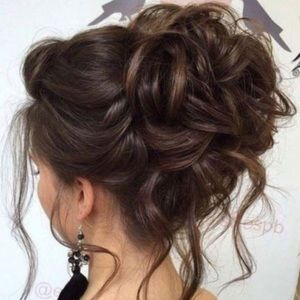New Messy Bun Updo Hair Extensions Scrunchie